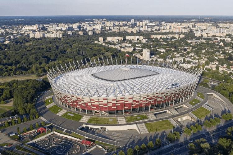 Варшава відкриє шпиталь на стадіоні через спалах коронавірусу