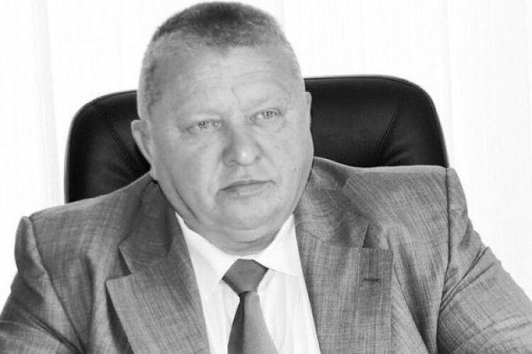 На Рівненщині від коронавірусу помер голова ОТГ. Знову будуть вибори
