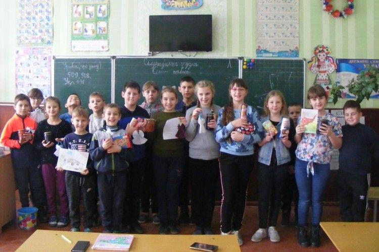 Про Турійську школу Святий Миколай теж не забув (фото)