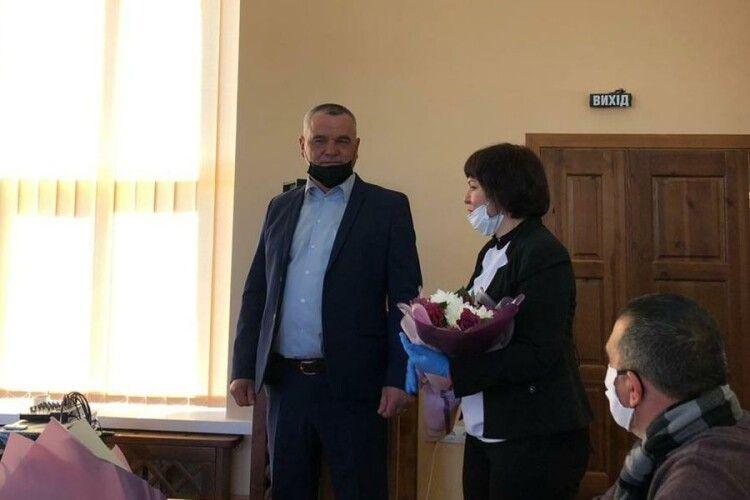На Турійщині – новий голова районної ради