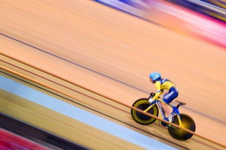 Волинська спортсменка – призерка чемпіонату Європи з велоспорту