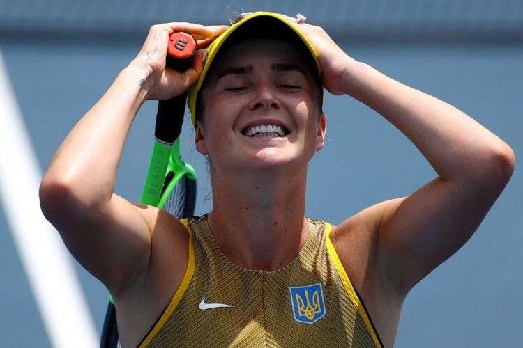 Як Зеленський привітав Світоліну з першою медаллю у тенісі