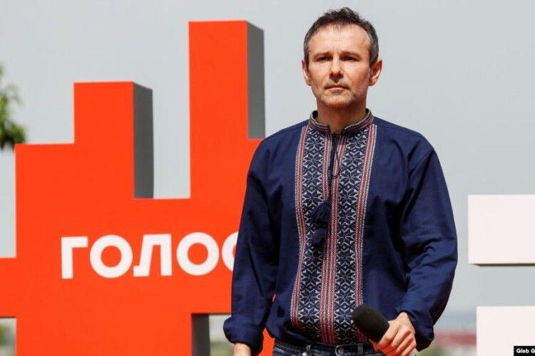 Хто спонсорує політичну силу Святослава Вакарчука