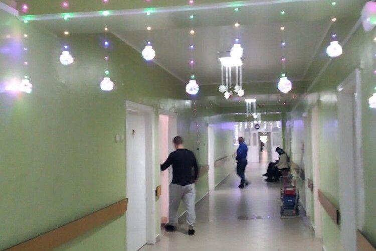 У Новорічну ніч до Луцької міської лікарні потрапили 15 нетверезих пацієнтів
