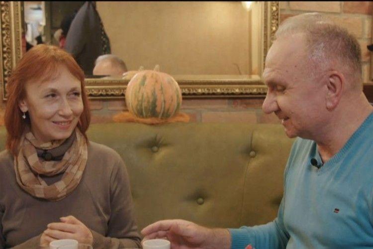 На сцені були подружжям, у житті - друзями: актори українського театру з Луганська розповіли про свою долю