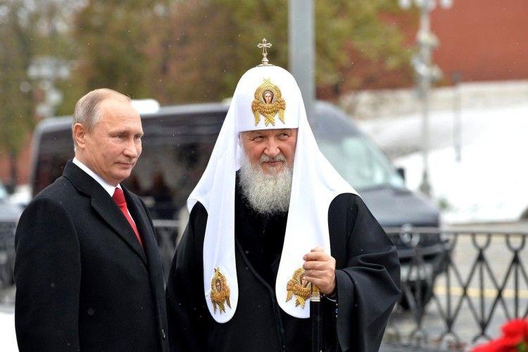 Патріарше крісло під главою РПЦ Кирилом захиталося, – ЗМІ