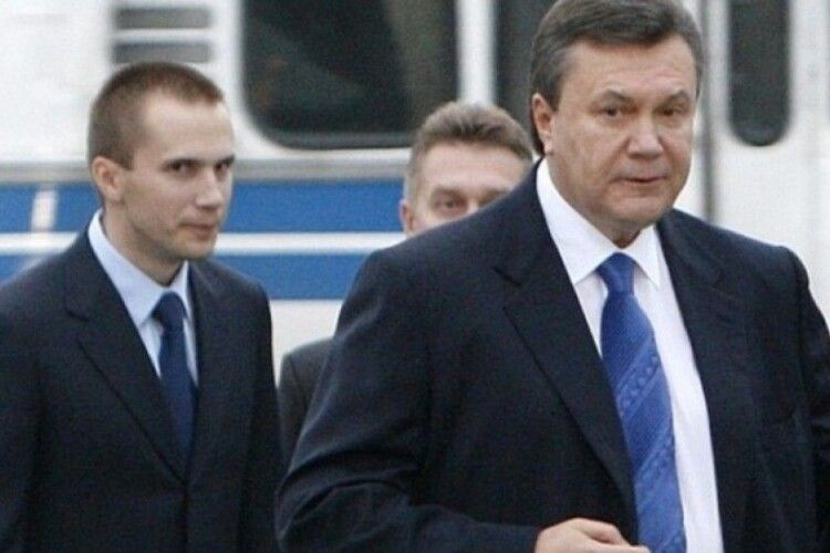 Вищий антикорупційний суд заочно заарештував сина Януковича
