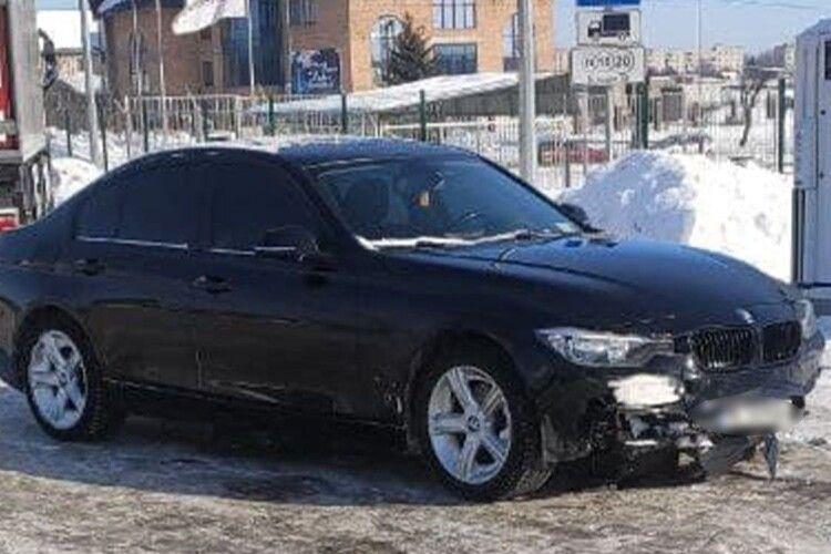 У Луцьку працівник автозаправки здав поліції хитрого порушника