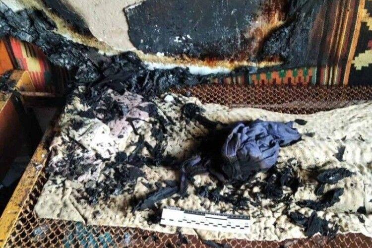 32-річний чоловік, якого облив бензином і підпалив рідний дядько, помер від опіків у лікарні