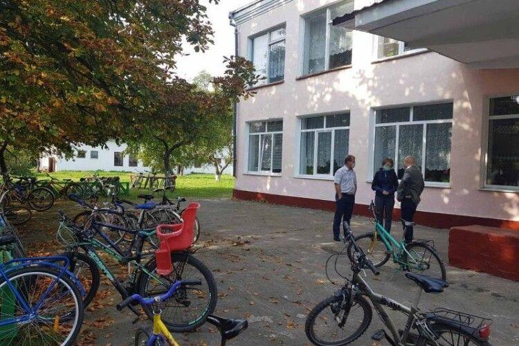 На Ківерцівщині у двох школах поломки паливної системи