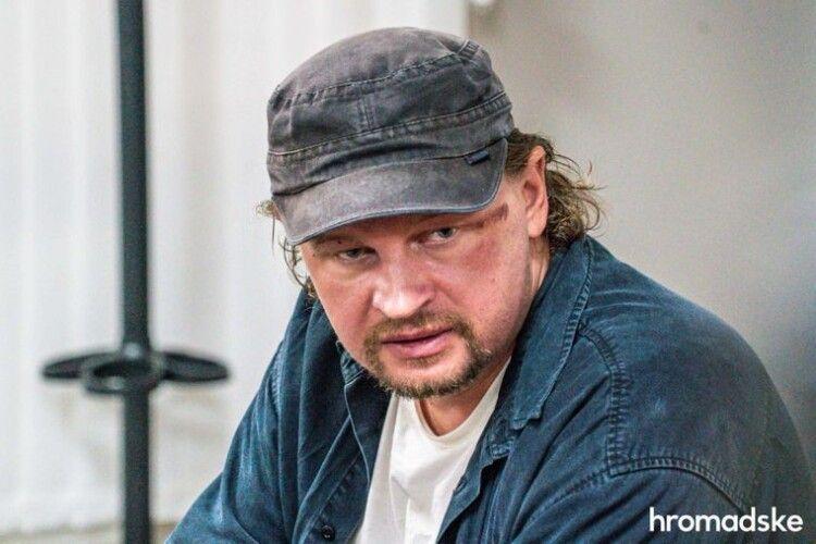 Відбувся черговий суд по справі терориста Кривоша, який захопив у Луцьку автобус із заручниками