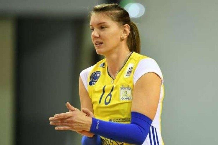 «Сподіваюся, що з кожним роком ставатиме ще більше сильних команд», - капітан українських волейболісток