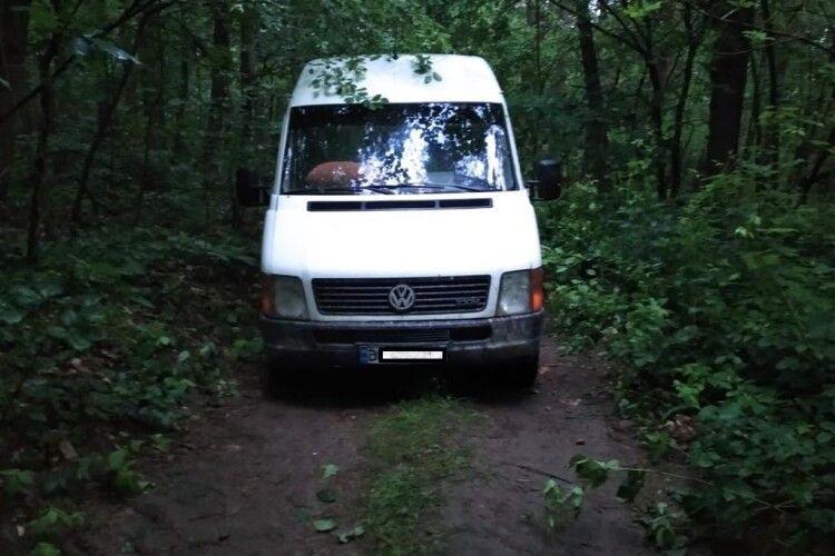 На Горохівщині затримали лісових браконьєрів (Фото)