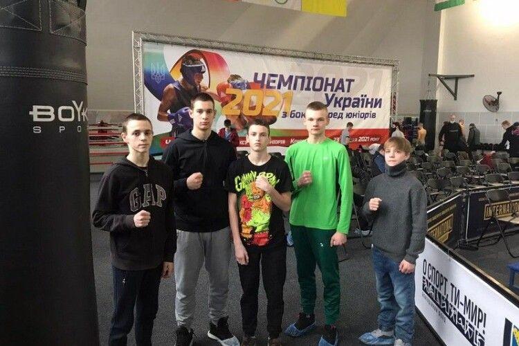 Єдина медаль: Ковельчанин Олександр Бражнік — бронзовий призер чемпіонату України з боксу