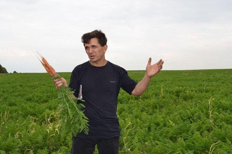 Волинський аграрій: «У День фермера на душі було трохи бридко...»