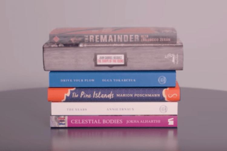 Назвали фіналістів найпрестижнішої літературної нагороди