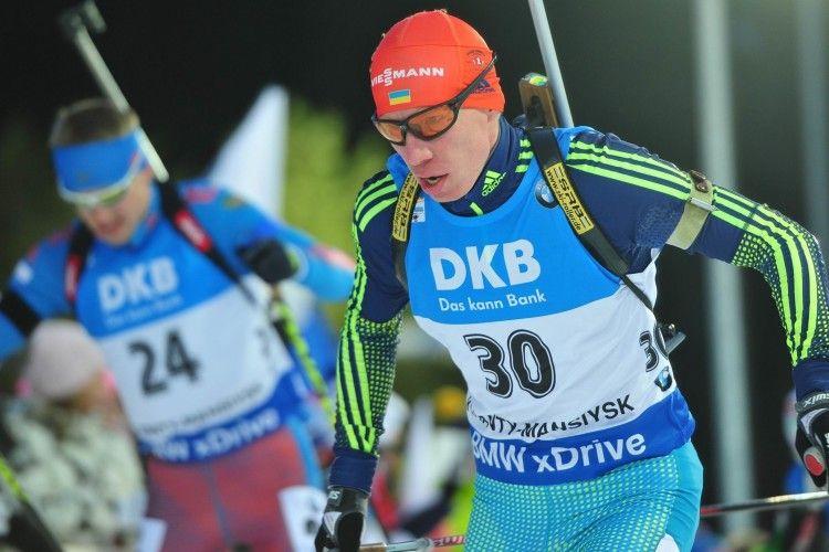 Українські біатлоністи знову провалили естафету