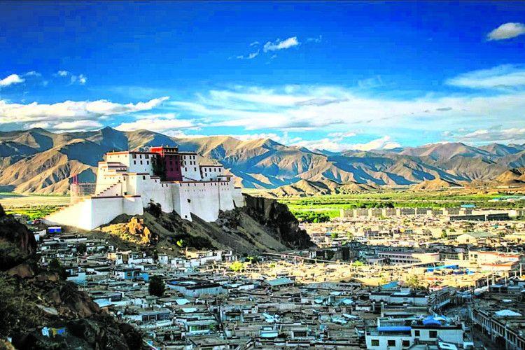 Таємниче серце Тибету–  земля богів