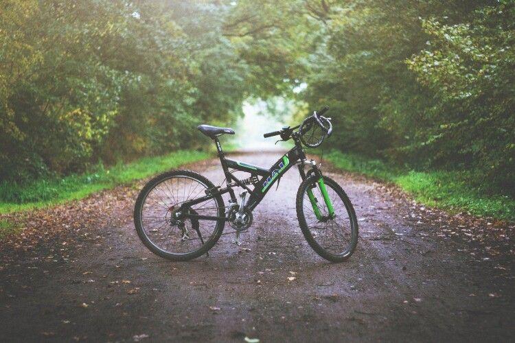 У горохівчанина з-під носа вкрали велосипед