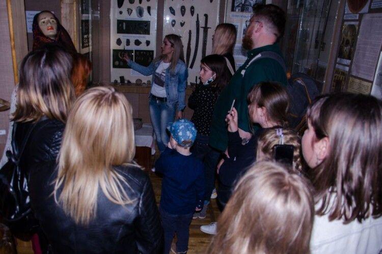 У Нововолинську вперше пройшла акція «Ніч у музеї» (Фото)