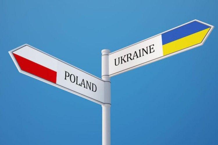 Наші відповіли полякам  не в стилі «сам дурень»