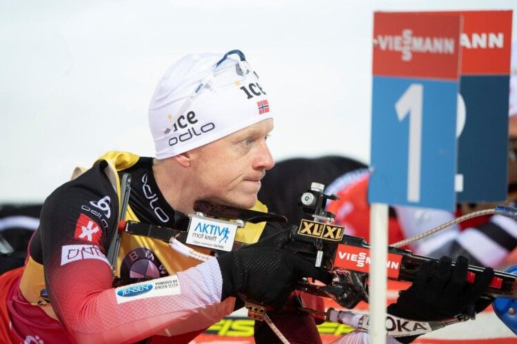 Дмитро Підручний посів 20-те місце у мас-старті в Обергофі