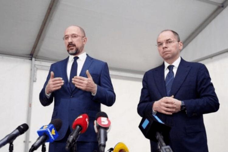 Президент розповів про відставку Степанова з посади міністра охорони здоров'я