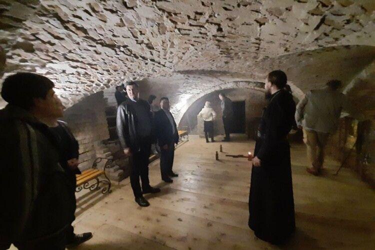 Чи постане біля Луцька історико-культурний заповідник «Древній Жидичин»