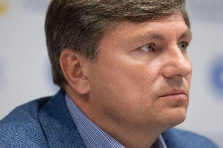 Артур Герасимов: побиття активістів у Дніпрі є ознакою страху Зеленського перед людьми