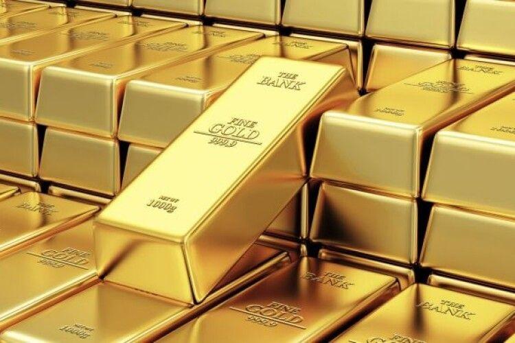 Вперше в історії ціна унції золота перевищила дві тисячі доларів