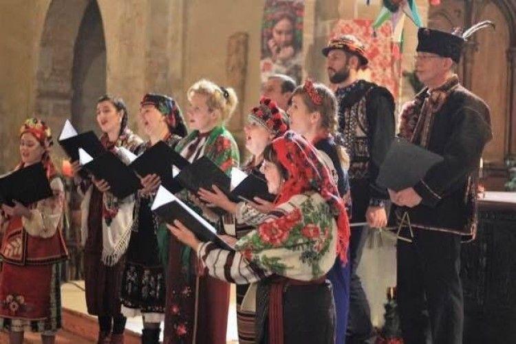 У Франції відбувся український етно фестиваль