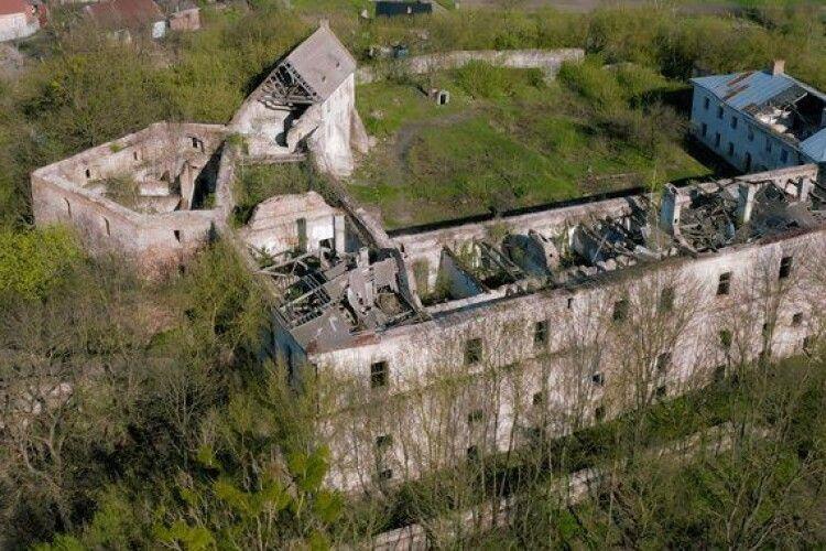Для реставрації замку на Рівненщині знайшли інвестора