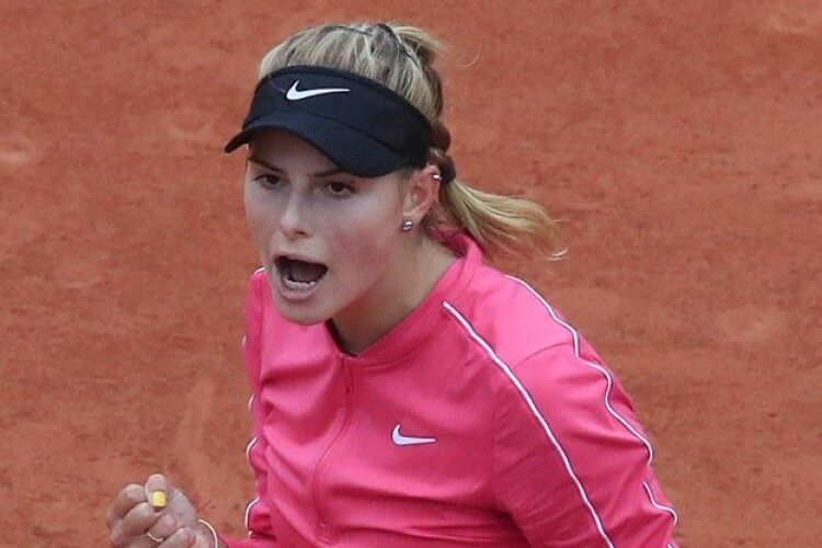 Тенісистка з Рівного розгромила росіянку і вдруге поспіль вийшла в основну сітку Ролан Гаррос