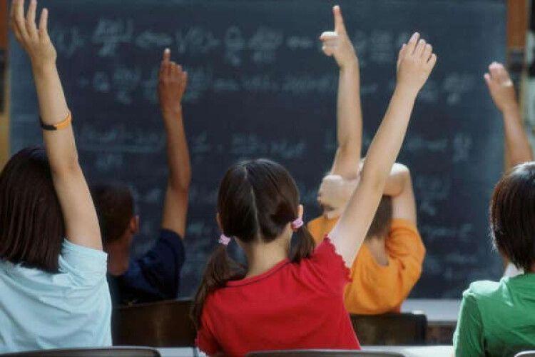 7 волинських шкіл потрапили у ТОП-200 в Україні