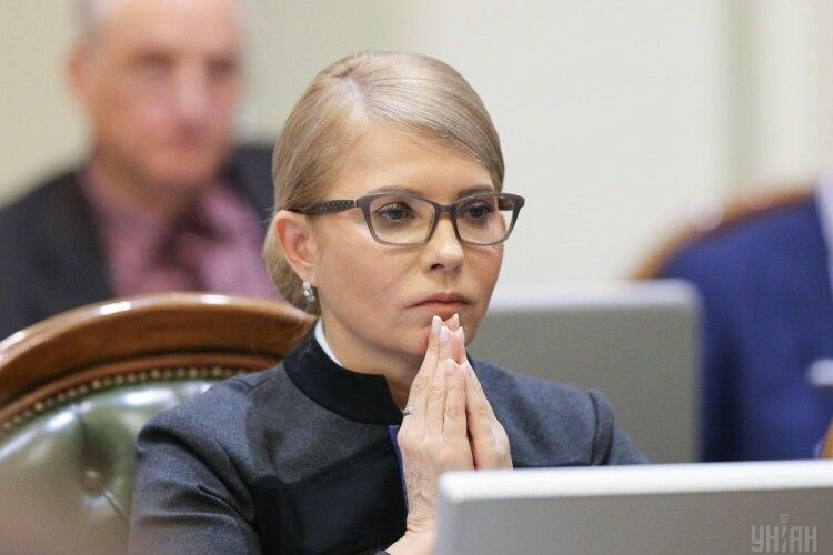 Юлія Тимошенко захворіла на коронавірус і перебуває у важкому стані