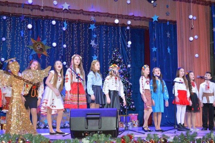 У Ковелі відбулися «Різдвяні зустрічі» з «Надією»