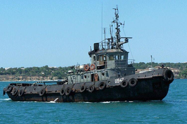 Кого з екіпажу забули на захопленому росіянами кораблі «Яни Капу»?