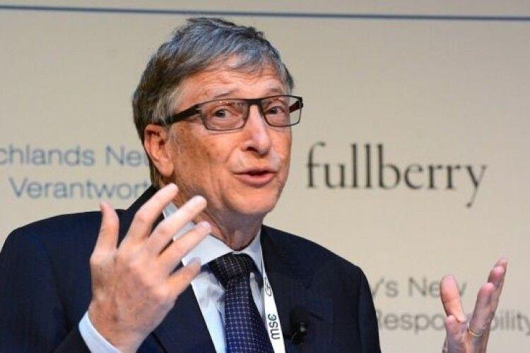 Білл Гейтс попереджав про потужну пандемію в Китаї ще рік тому