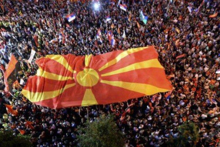 Македонія вибере нову назву країни на референдумі