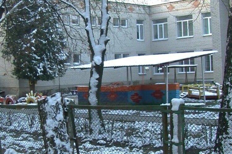 Холодний луцький дитсадок обстежила комісія: чи стане в закладі тепліше