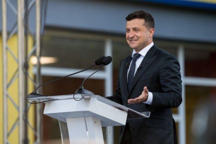 Що побажав нам на Миколая український Президент?