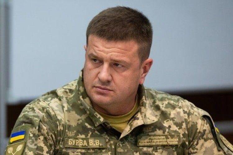 Зеленський виселив з будинку та зняв охорону із екс-начальника ГУР Бурби, який свідчив і справі «вагнерівців»