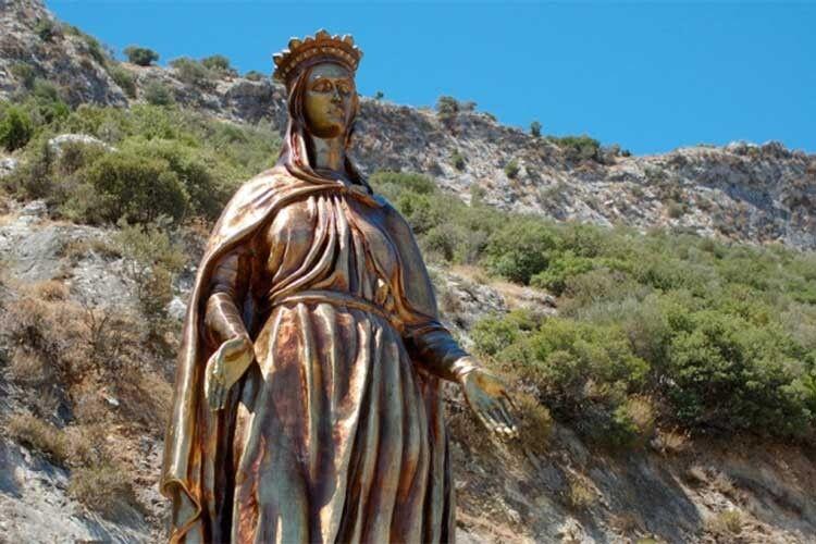 Діва Марія першою ізлюдей вознеслася нанебо