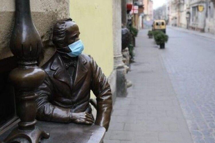 На сусідній із Волинню Львівщині продовжили карантин: відсоток завантаженості лікарень стрімко наближається по критичної позначки