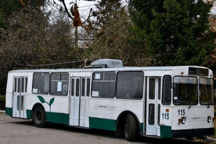 У Луцьку просять відновити сьомий тролейбусний маршрут