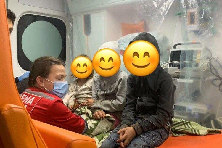 Небайдужа лучанка повідомила у поліцію про дітей, які ввечері гуляли без нагляду батьків