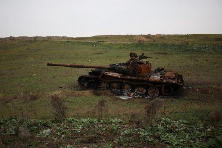 Перемога у війні в Нагірному Карабаху коштувала Азербайджану майже три тисячі людських життів