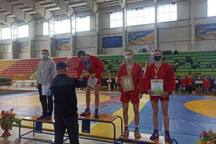 Волинянин здобув перемогу на чемпіонаті України із самбо