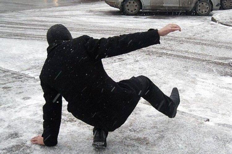 Погода на середу, 29 січня: дощ з переходом у мокрий сніг, ожеледиця з елементами «сракопаду»