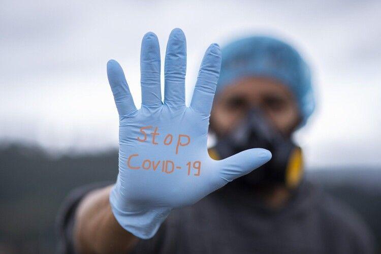На Волині смертність від COVID-19 перевищує всеукраїнський показник